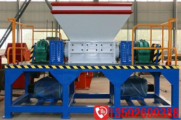 薄膜撕碎机可与多种环保设备配合使用
