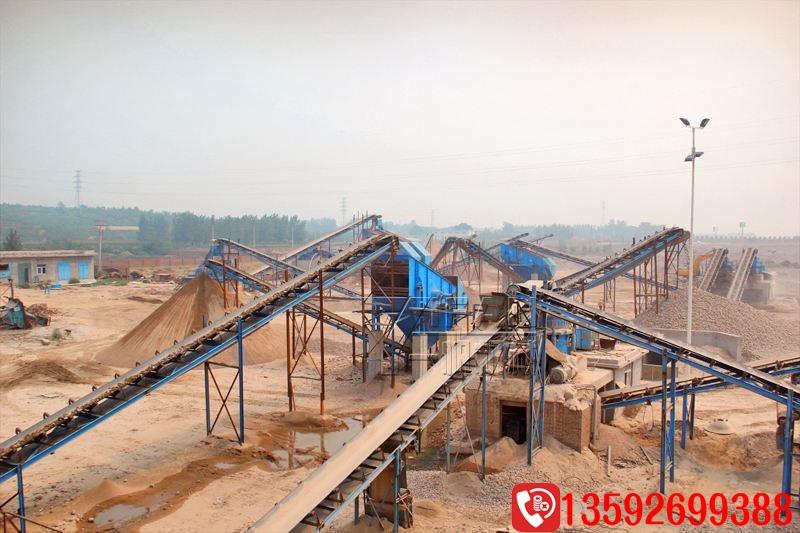 河北新建年产100万吨制砂生产线,需要哪些设备,大概投资多少钱?