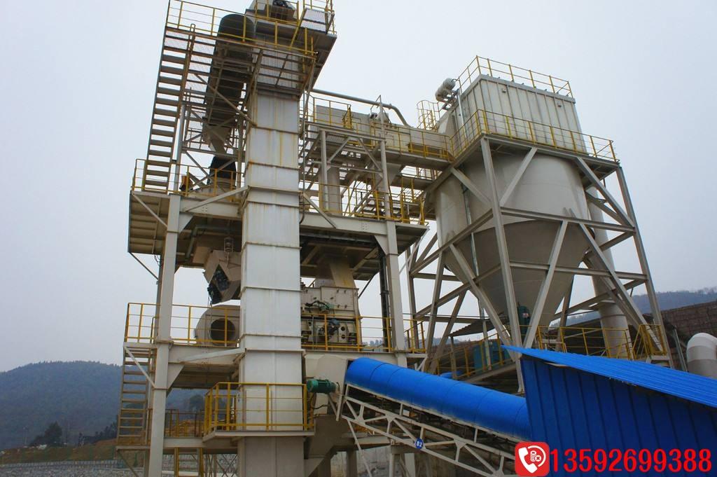 时产700吨大型环保石料制砂生产设备要多少钱