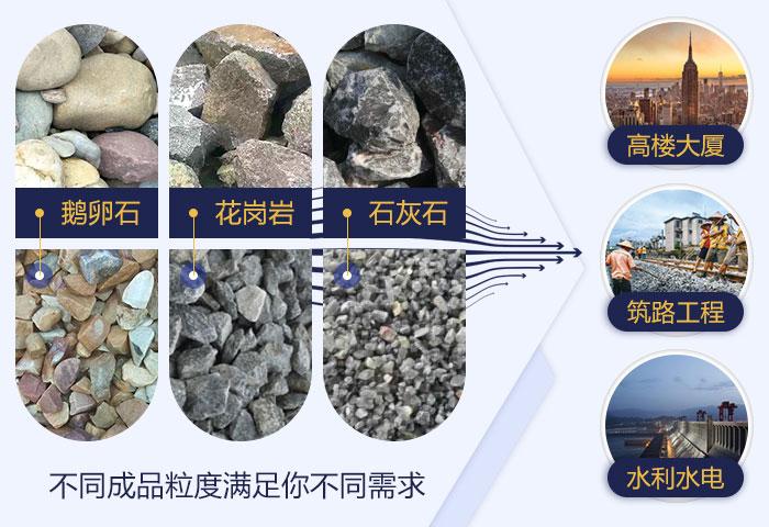 河石应用价值高